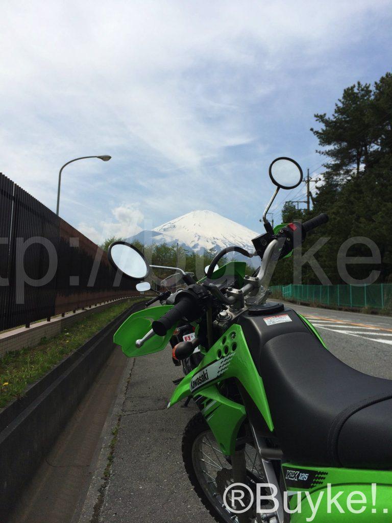 ツーリング 富士山
