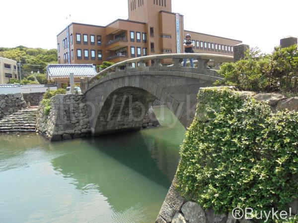 平戸オランダ商館 幸橋