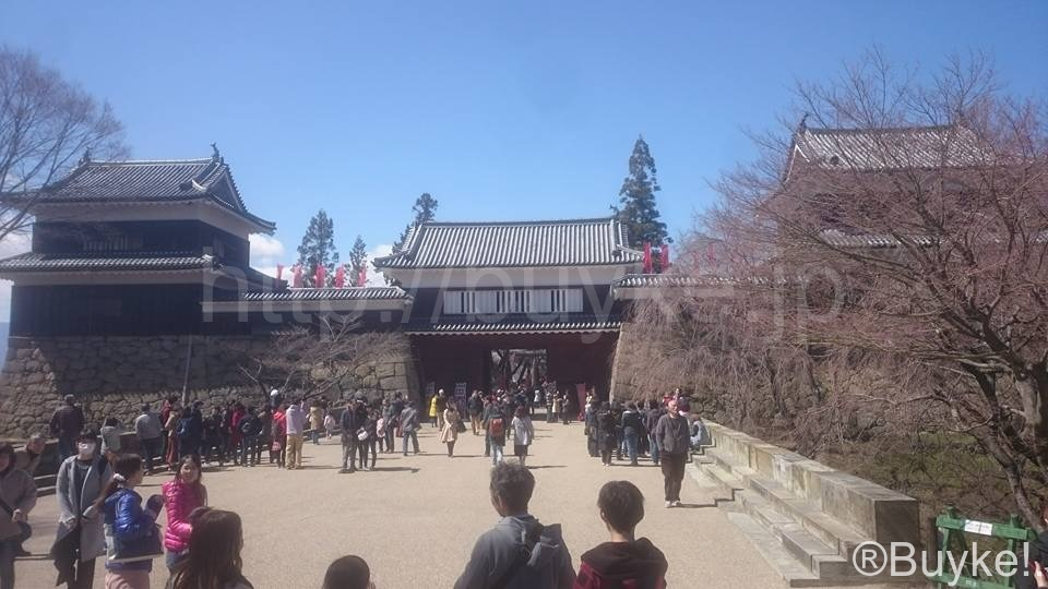 上田城 ツーリング
